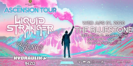 Guayakí Yerba Mate presents ASCENSION Tour with Liquid Stranger tickets