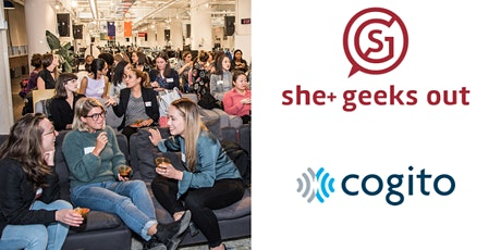 She+ Geeks Out in Boston May Happy Hour sponsored by Cogito tickets
