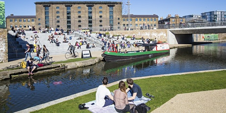 New London Architecture Walking Tour - Regent's Canal tickets
