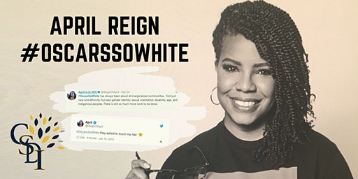 April Reign #Oscarssowhite