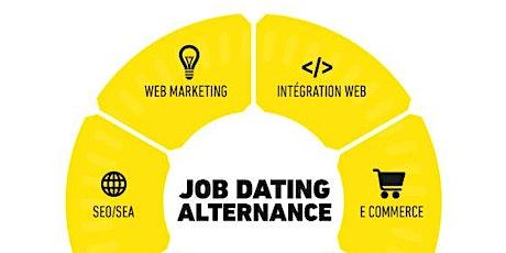 WIS LILLE - Jobdating alternance - métiers du web et du digital  billets