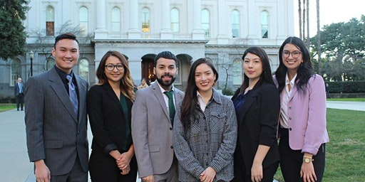 California Initiative for Health Equity and Action ITUP Scholars Reception