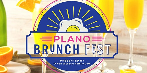 2nd Annual Plano Race to Brunch 5k & Brunch Fest Presented by O'Neil Wysocki Family Law