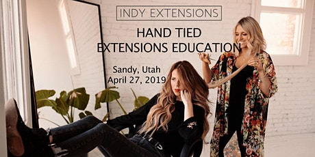 Indy Hand Tied Extensions Education - Utah tickets