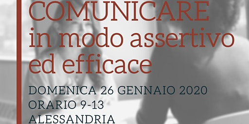 Comunicare in modo assertivo ed efficace - Workshop