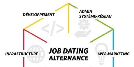 EPSI ARRAS - Jobdating alternance IT billets