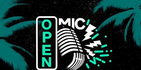 Miami LIVE Open Mic 2/7/20 - DJ Killa K tickets