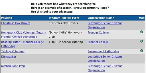 BUZZ Session - Maximize Volunteer Opportunity Searches