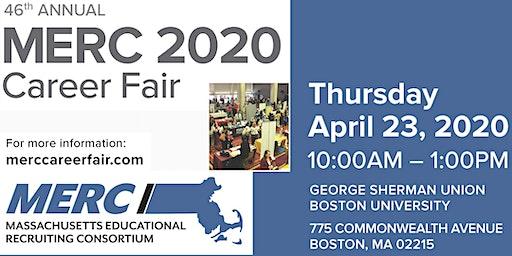 MERC 2020 Education Career Fair