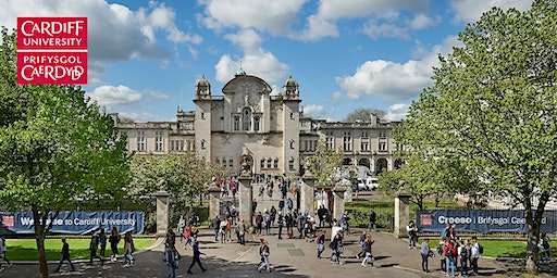 Cardiff University Open Day - Wednesday 1 April 2020