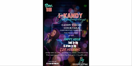 I-Kandy Wednesdays tickets
