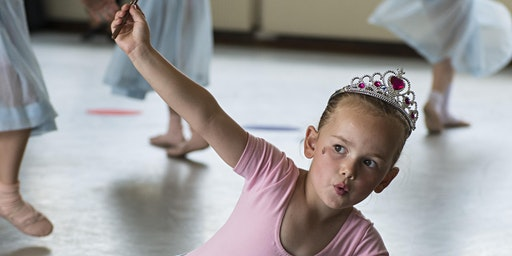 Children's Repertoire Workshop - Swan Lake (Dublin)