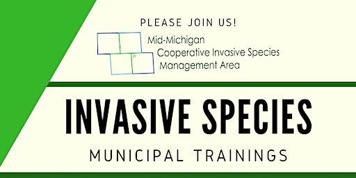 St. Johns Municipal Invasive Species Training