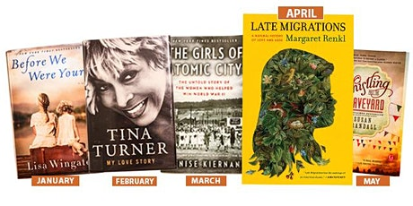Tennessee's Book Club - Late Migrations by Margaret Renkl- Online tickets