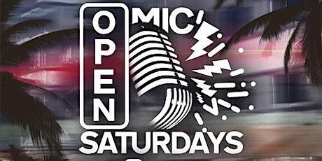 Miami LIVE Open Mic 2/1/20 - DJ Killa K tickets