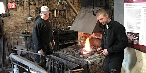 Blacksmithing Taster