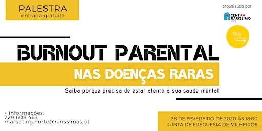 Burnout Parental nas Doenças Raras