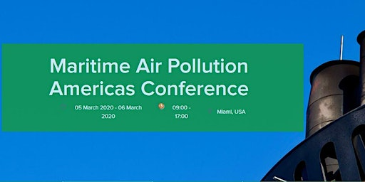 Maritime Air Pollution Americas Conference