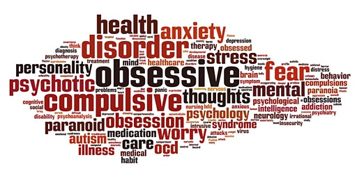 OCD and intrusive thoughts - training via zoom video conferencing live