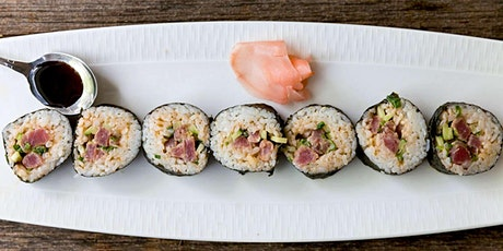 Simple Sushi Making - Cooking Class by Classpop!™ tickets