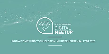 Innovationen und Technologien im Unternehmensalltag 2020 Tickets