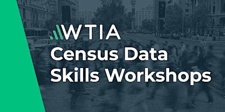 Census Data Skills Workshops at Lake Washington Institute of Technology tickets