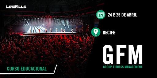 GFM (Group Fitness Magenament) - RECIFE
