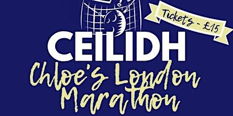 Charity CEILIDH Night  tickets