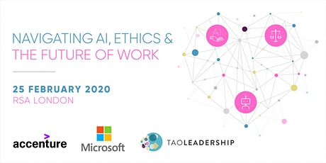 Navigating AI, Ethics & The Future of Work: The Human Advantagetickets