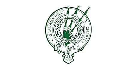 February 18 - 21 GHC High School Pre-Enrollment tickets