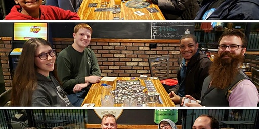 POTIONS & PIXELS - Board Game Night at Lounge 74