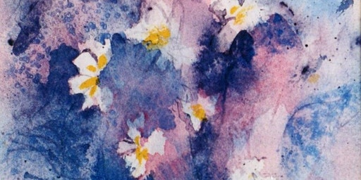 Zen Approach to Flowers in Watercolor with Kevin Kuhne