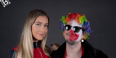 Noelle Foley & Frank the Clown at C2E2 Chicago tickets