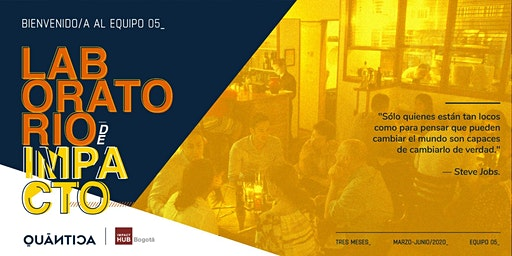 Sesión Informativa /Laboratorio de Impacto 05/