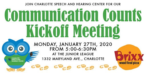 Communication Counts Kickoff