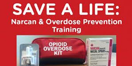 (CERT) Narcan Training & Stop the Bleed tickets