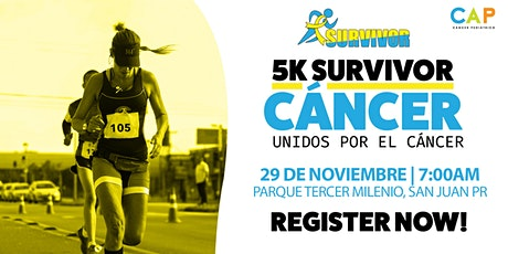 5k Survivor Cáncer, San Juan tickets