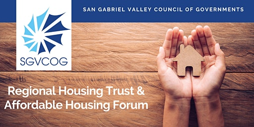 Regional Housing Trust & Affordable Housing Forum
