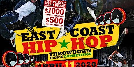 East Coast Hip Hop Throwdown Dance Competition tickets