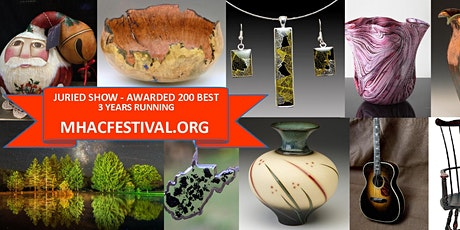 45th Annual Fall Mountain Heritage Arts & Crafts Festival tickets