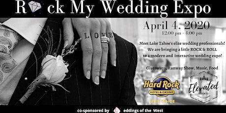 Rock My Wedding Bridal Expo by Elevated Events & WOW tickets