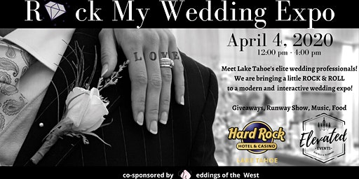 Rock My Wedding Bridal Expo by Elevated Events & WOW