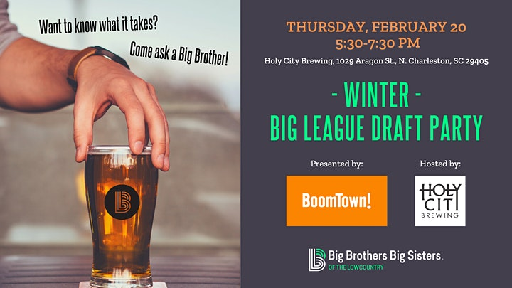 Winter BIG League Draft Party image