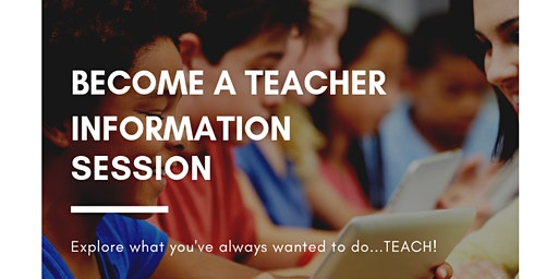 Become a Teacher Information Session Part 4: Resumes & Interviewing Skills