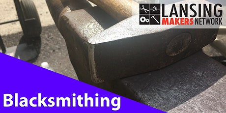 Taste of Blacksmithing - Hook tickets