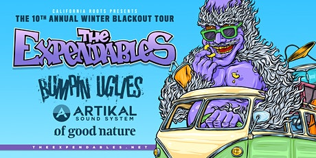 The Expendables' Winter Blackout Tour tickets