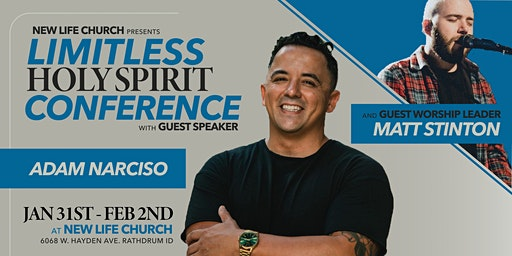 LIMITLESS Holy Spirit Conference