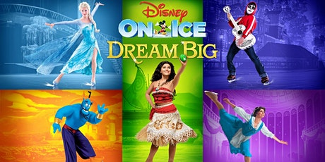 North York Campus - Disney on Ice: Dream Big tickets
