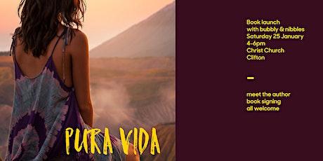 Pura Vida Book Launch tickets