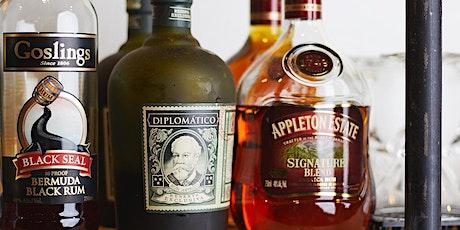 Cocktail Class Series - Rum tickets
